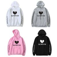 XXXtentacion Heartbreak Hoodie. Revenge Kill Bed Vibes forever Adult Pullover