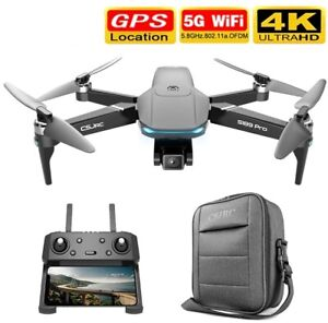 2021 New S189 PRO Drone 6K-1B HD Camara GPS 5g WiFi Flight 30 Mi Distance 1KM