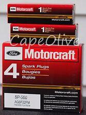 6 PCS – Motorcraft SP-500 Finewire Platinum Spark Plugs (AGSF22FM)