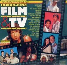 Hollywood Studio Orchestra 18 famous film tracks & tv themes (1985) [CD]