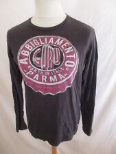 T-Shirt Vintage Guru Brown Size M