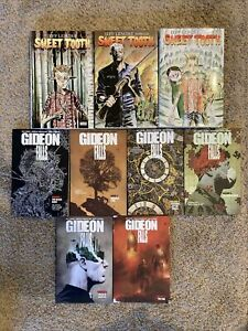 Graphic Novel Lot Sweet Tooth Book Vol One 1 2 3 HC New Gideon Falls Complete TB