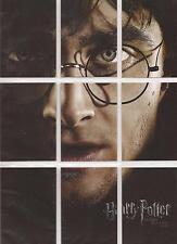 Harry Potter Deathly Hallows Part 2 - 9 Card Puzzle Chase / Insert Set #BP1-9