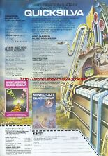 "Quicksilva ""Vintage BBC, Dragon & Atari Games"" 1983 Magazine Advert #5092"
