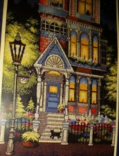 Sunset VICTORIAN CHARM Counted Cross Stitch KIT13666 RARE1999, Travis Brown