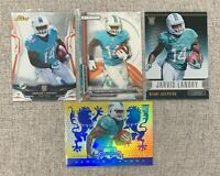 Jarvis Landry 2014 Topps Finest + Strata + Crusade Rookies And Stars Browns Lot