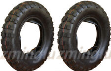 2Pcs 3.50 - 8 Tire & Inner Tube for Honda Z50 Mini Trail Front & Rear 3.50x8