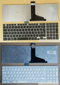Belgian BE AZERTY Keyboard For Toshiba C70-A C70D-A C70dt-a C70t-A C75-A C75D-A