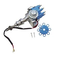 READY TO RUN BLUE HEI ELECTRONIC DISTRIBUTOR W/ VACUUM FOR SBF FORD MUSTANG 302