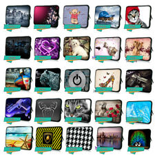 Laptop Sleeve Case For 8 - 17 Inch Macbook Lenovo HP DELL Microsoft Tablet  Bag