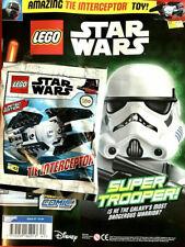 LEGO Star Wars Magazine Issue #40 2018 With 2 X Mini Sets