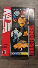 Transformers Masterpiece MP-08 Bumblebee & Witwicky TRU Exclusive Brand New