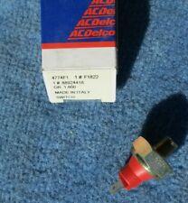 Delco Remy GM # 88924418 Engine Oil Pressure Sender With Gauge