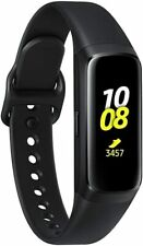 Samsung Galaxy Fit R370 2019 Fitness Tracker Black WITH BLACK BAND C GRADE