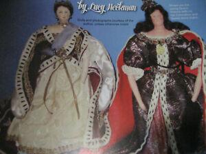 6pg Liberty of London Doll History Article / Heckman