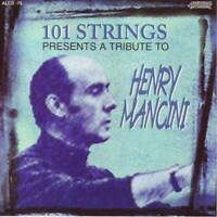 Tribute to Henry Mancini - Audio CD By 101 Strings Orchestra - VERY GOOD