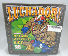 Luchador! Mexican Wrestling Dice Game New (Sealed) Out of Print