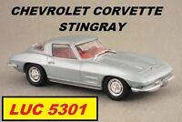 CHEVROLET CORVETTE STINGRAY #4400800 PAR SOLIDO S AU 1/43