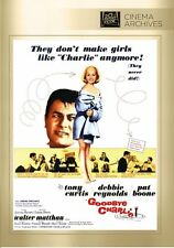 Goodbye Charlie 1964 (DVD) Tony Curtis, Debbie Reynolds, Pat Boone - New