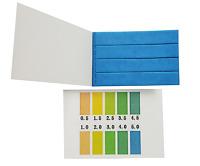 Pack of 80 pH Strips, pH Range 0.5 - 5.0, 80 Strips, Great for Kombucha & Kefir