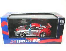 Porsche 911 gt3 rsr nº 80 Lemans 2008