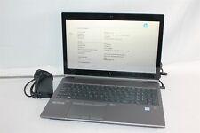 "HP ZBook 15 G5 15.6"" FHD Touch 6 Core i7-8850H 2.6-4.3GHz 16GB 512GB NVMe P2000"
