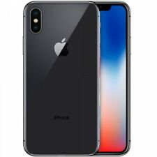 #crzyg2 Apple iPhone X 64gb Space Gray Brand New Agsbeagle