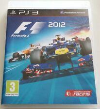 FORMULA 1 2012 F1 PS3 PLAYSTATION 3 ITALIANO COME NUOVO SPED GRATIS SU +ACQUISTI