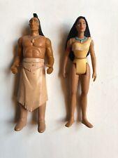 Disney Princess Pocahontas American Indian Lot Action Figure