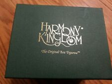 Longaberger Harmony Kingdom Poinsettia Basket Figurine Brand New! Hgxlg6