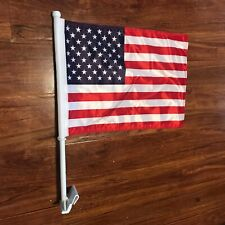 New Car Auto Window Pane Windowpane American Flag MIP 18 Available