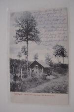AK Ansichtskarte Esslingen, Partie beim Jägerhaus. Die Annelieshütte. 1907