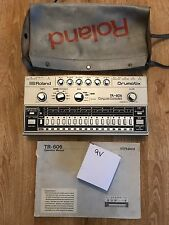 ✯ Classic! ✯ 1982 Roland TR606 drumatix * Techno * Casa * Analog DRUM MACHINE