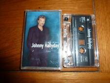 JOHNNY HALLYDAY - CE QUE JE SAIS   | Cassette K7 Tape |