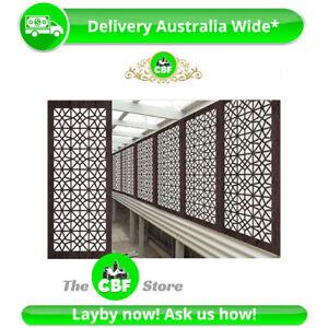 Venice - Australia Made Privacy Wooden Outdoor Garden Screens - 600x1200mm