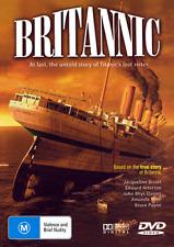 BRITANNIC - TITANIC'S LOST SISTER UNTOLD TRAGIC TRUE STORY DVD (NEW & SEALED)