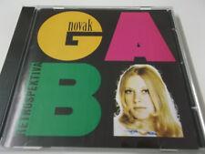 41051 - GABI NOVAK - RETROSPEKTIVA - 1993 CD ALBUM MADE IN AUSTRIA