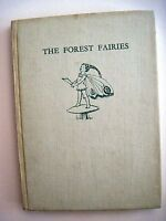 "1932 ""The Forest Fairies"" Book by Marion Webb Illustrated by Margaret Tarrant *"