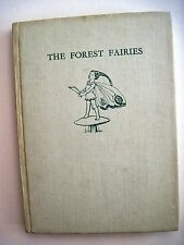 """1932 """"The Forest Fairies"""" Book by Marion Webb Illustrated by Margaret Tarrant *"""