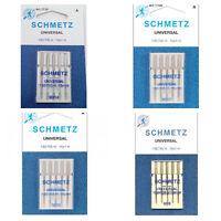 Premium Quality Schmetz Universal Needle Sewing Machine Needles 5 Pack 130/705 H