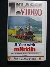 A Year With Marklin 2000 - Highlights of a Year in Model Railroading [VHS]