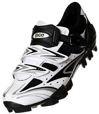EIGO VEGA KIDS CYCLE SHOES - BMX MTB MOUNTAIN BIKE SPD YOUTH JUNIOR