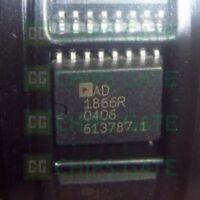 1PCS AD AD1866R SOP-16 Single Supply Dual 16-Bit Audio DAC