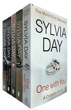 A Crossfire Novel 5 Books Collection Set by Sylvia Day One With You Brand new