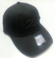Zildjian Black on Black Stretch-Fit Baseball Ball Cap Hat NEW #T3219  GREAT GIFT