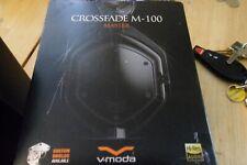 V-MODA Crossfade Wireless Over-ear Headphone - MATTE BLACK