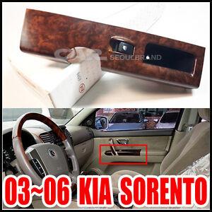 KIA 03-06 Sorento Power Window Switch Passenger Fr-Right Side 93575-3E010BL