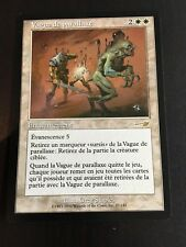 MTG MAGIC NEMESIS PARALLAX WAVE (FRENCH VAGUE DE PARALLAXE) NM