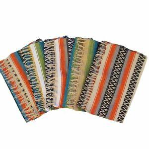 """Navajo Decke """"Spirit"""" 130 x 170 cm Viele Farben"""