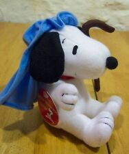 Peanuts Snoopy As Shepherd Plush Stuffed Animal New Christmas Hallmark Nativity